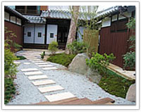 M様邸 和風庭園施工例